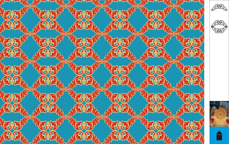 Pattern Explorations The World Of Design In India Indian Designs Gorgeous Indian Design Patterns